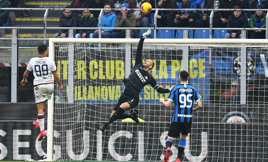 "Handanovic: ""We had to kill the game off earlier"""