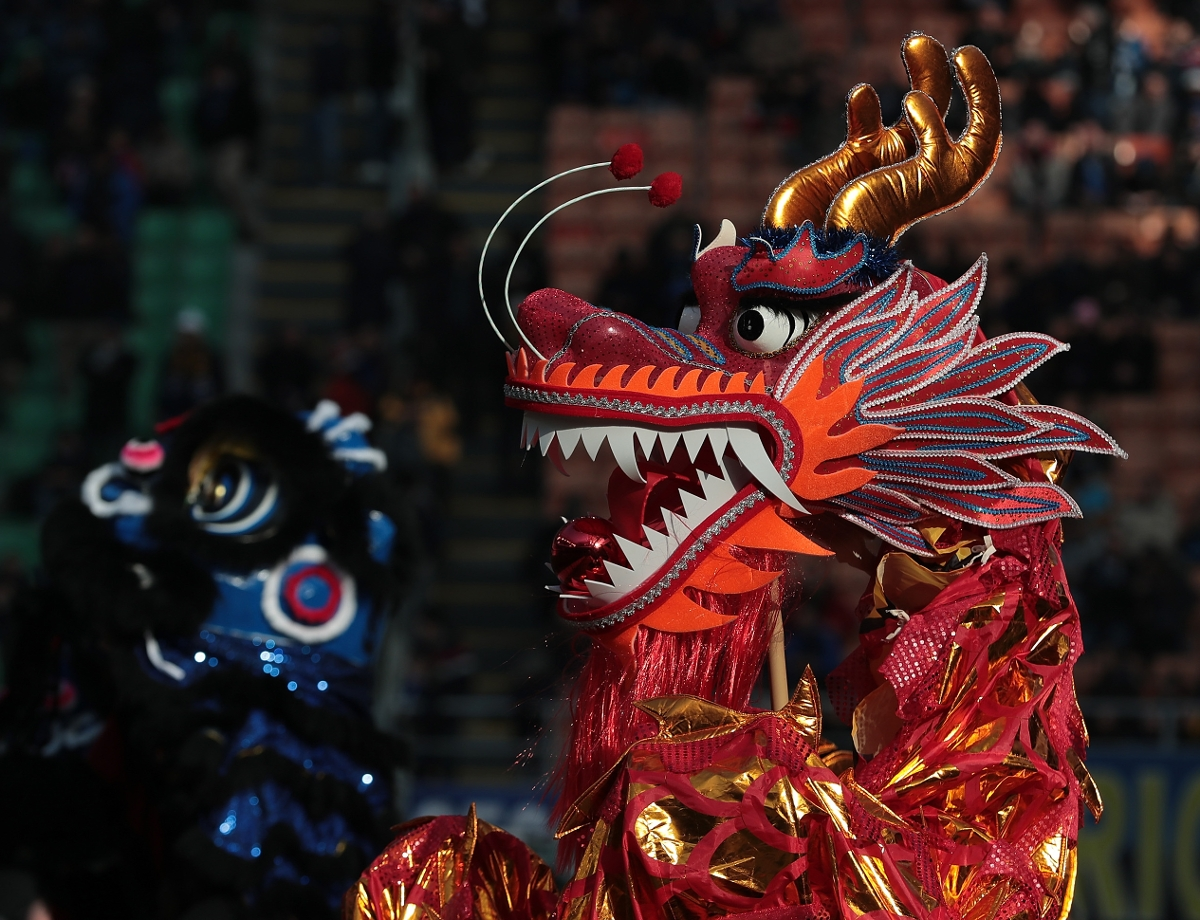 Dragon Show: a real spectacle to celebrate the Chinese New Year