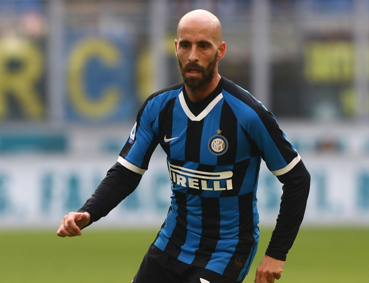 "Borja Valero: ""Staying at home makes the difference, we're united and giving each other strength"""