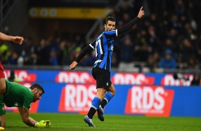 "Candreva: ""We're improving game after game"""
