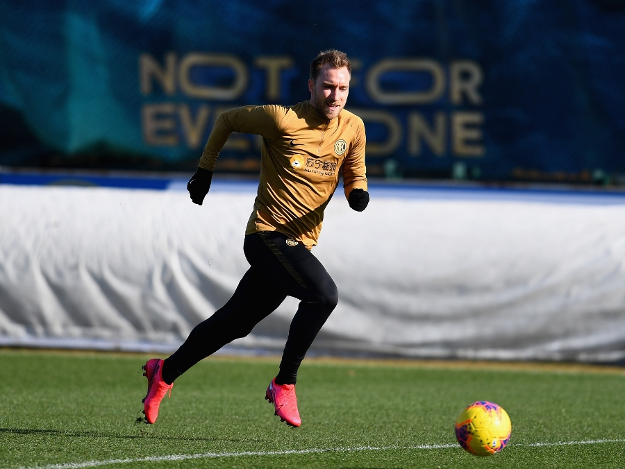 Up next: Udinese vs. Inter, the team in training