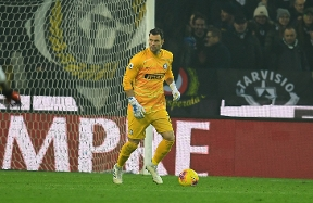 Padelli delighted after making his first Serie A appearance for Inter