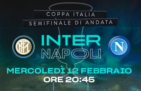 Tickets now on sale for Inter vs. Napoli!