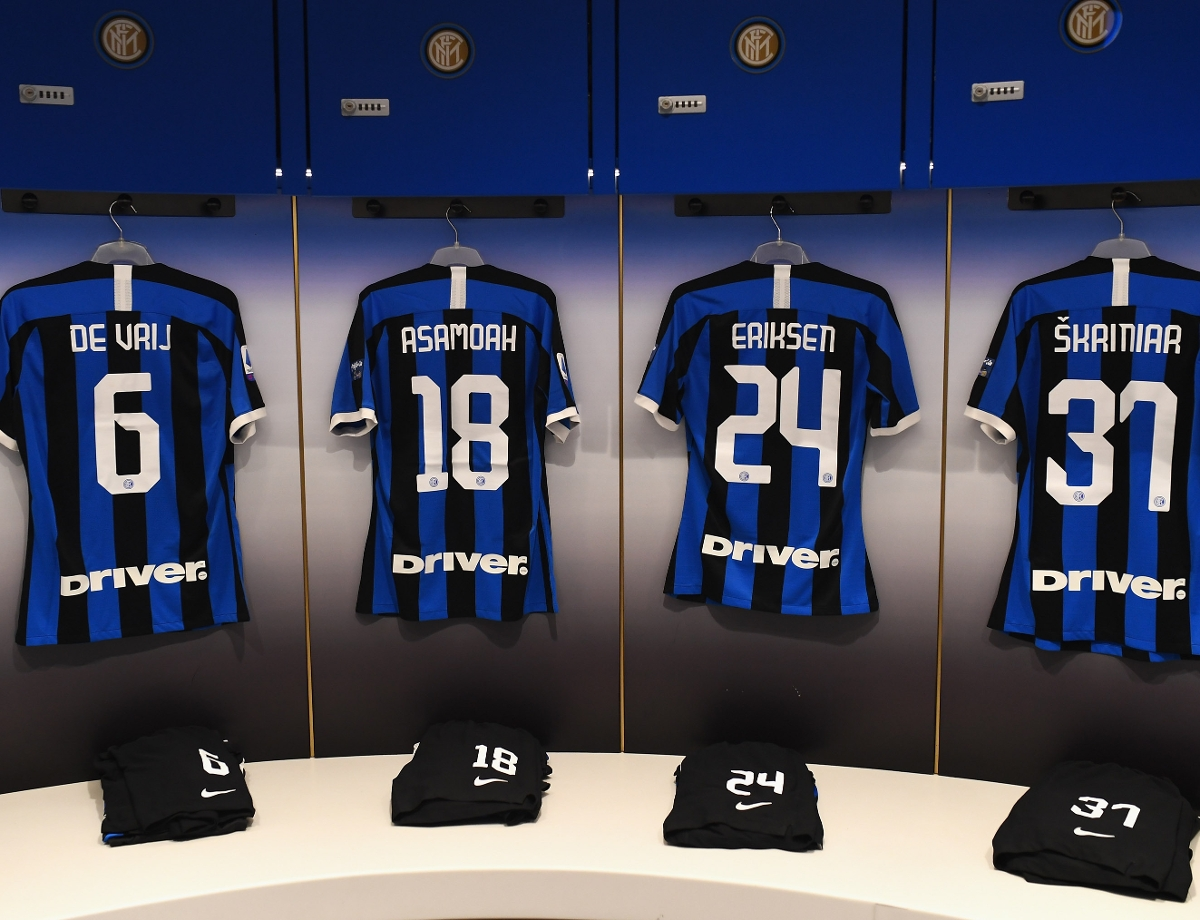 Inter Vs Ac Milan The Official Line Ups News