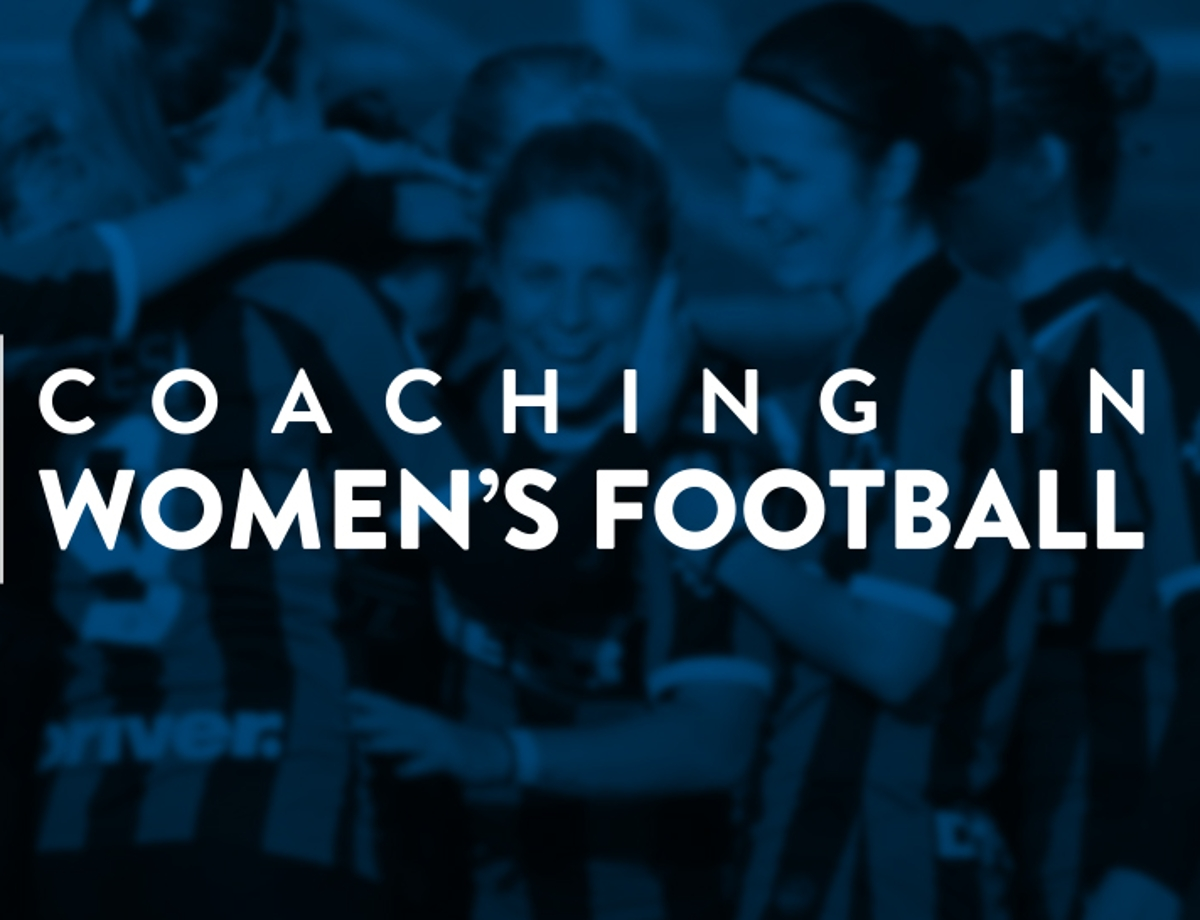 Al via la 1° Edizione di Coaching in Women's Football
