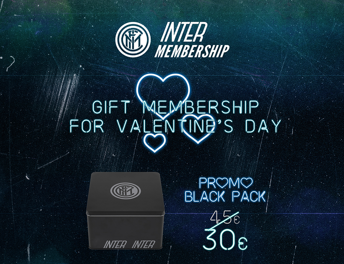 A special Membership offer on Valentine's Day