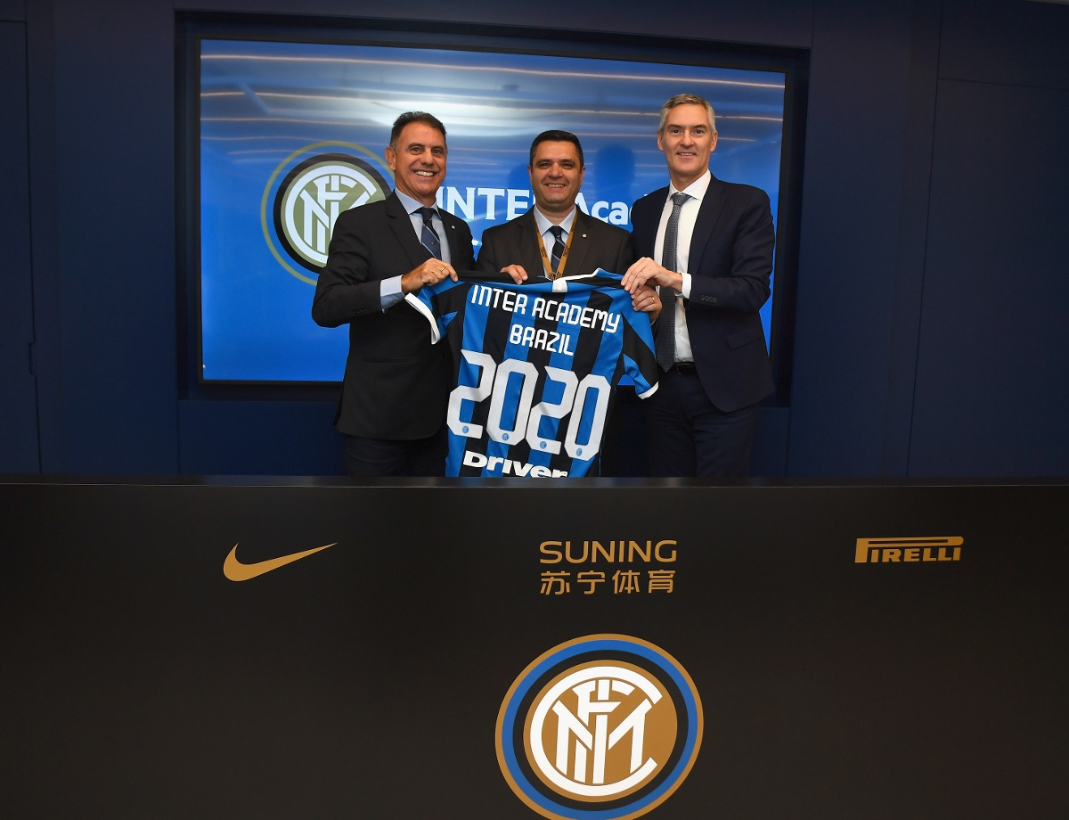 A new chapter for the Inter Academy in Brazil: the partnership with IT.SPORTS gets underway