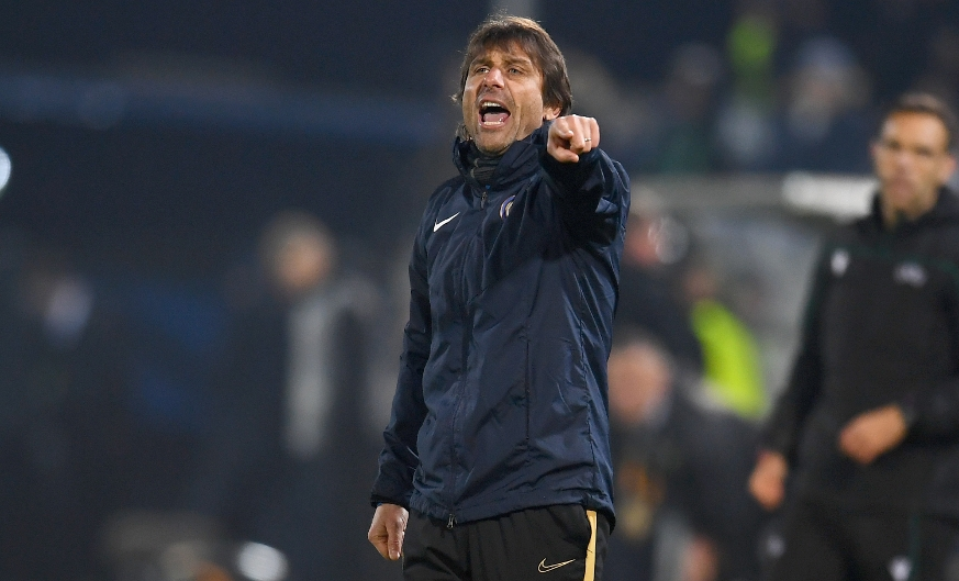 """The build-up to Inter vs. Sampdoria, Conte: """"No nerves, we're focused on ourselves alone"""""""