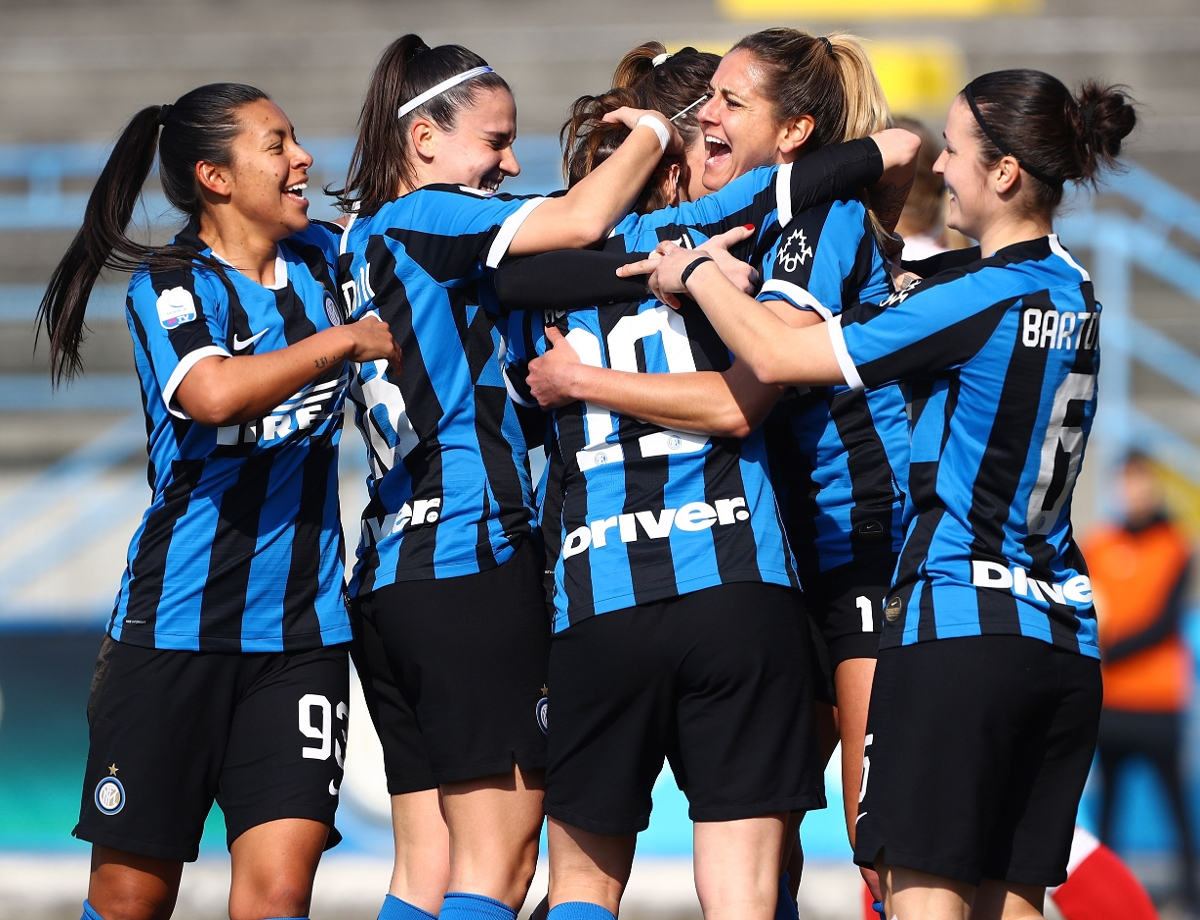 Inter Women, the 2019/20 season in numbers