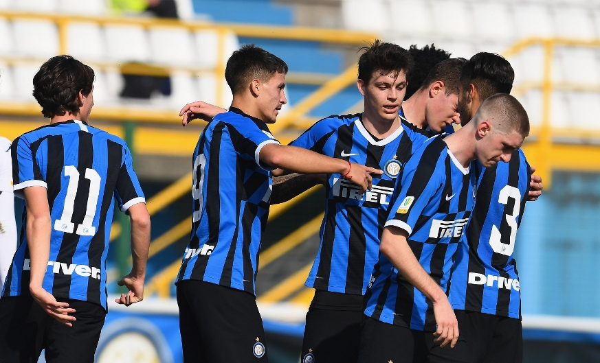 Three big goals for the U19s, the photo gallery from Inter vs. Genoa