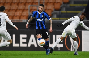 Europa League, Inter 2-1 Ludogorets: match review