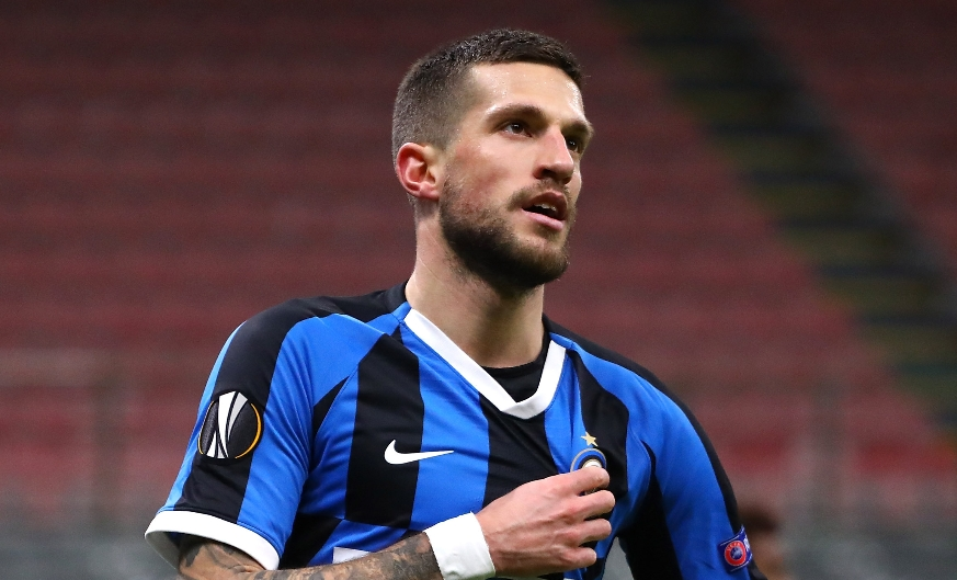 """Biraghi: """"I've always supported Inter, to wear this shirt is amazing"""""""