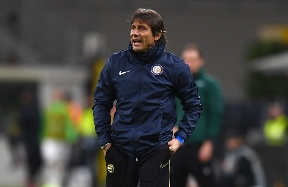 "Conte: ""A club like Inter must always aim for the top"""