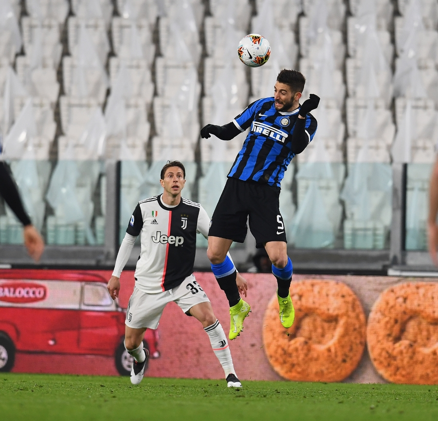 Juventus 2-0 Inter, the photos from the game