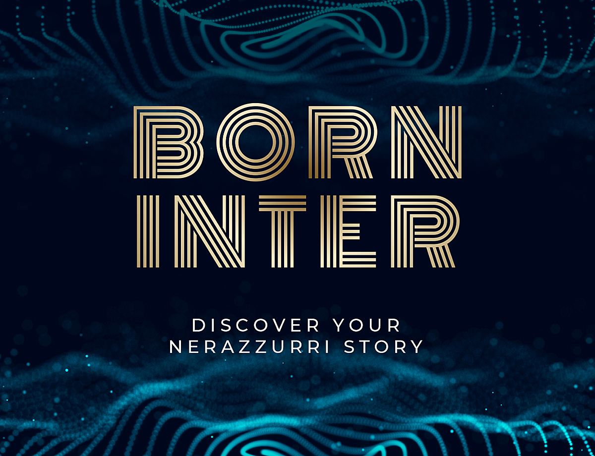 Introducing Born Inter: the digital initiative celebrating the history of Inter and the club's fans