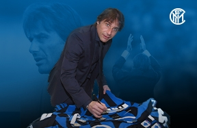 112 limited edition shirts for Inter's birthday