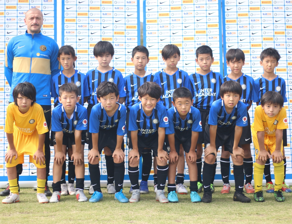 The end of the 2019/20 season for the Inter Academy in Japan