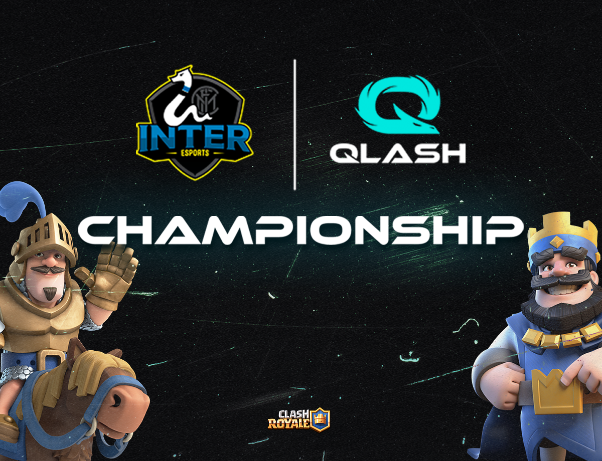 Inter | QLASH organises a Clash Royale tournament for all Nerazzurri fans