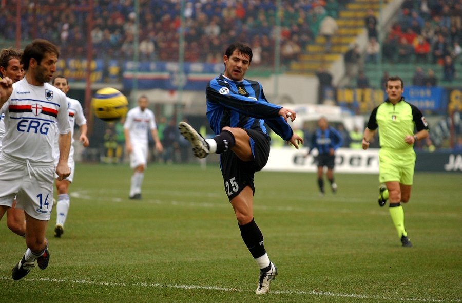 Inter Classics: relive Inter 3-2 Sampdoria on YouTube this evening