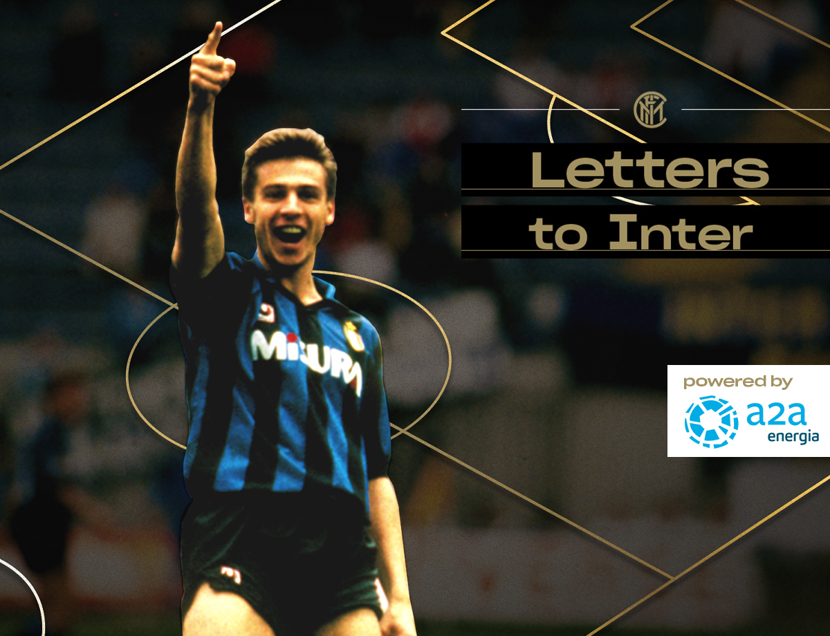 Letters to Inter - Nicola Berti