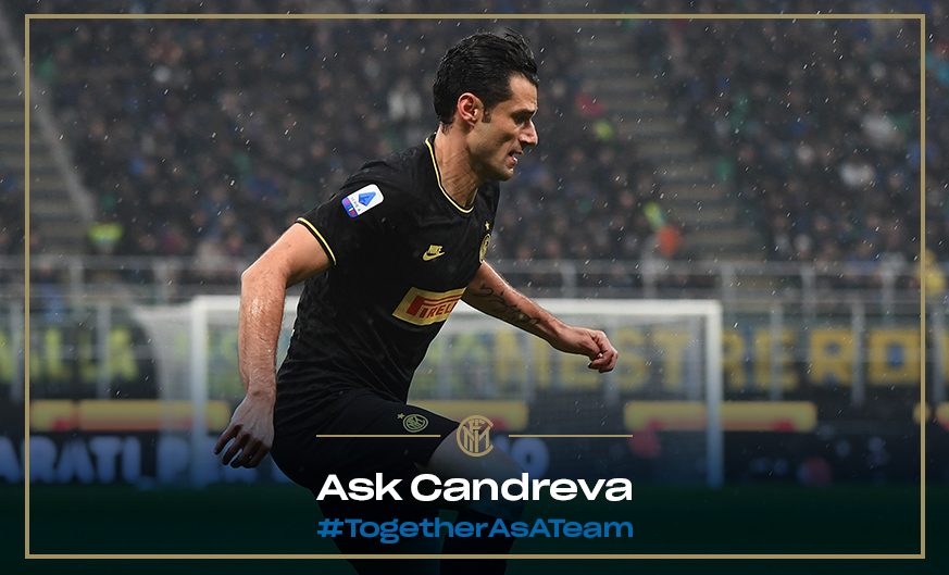Ask Candreva! Your questions for our Inter number 87