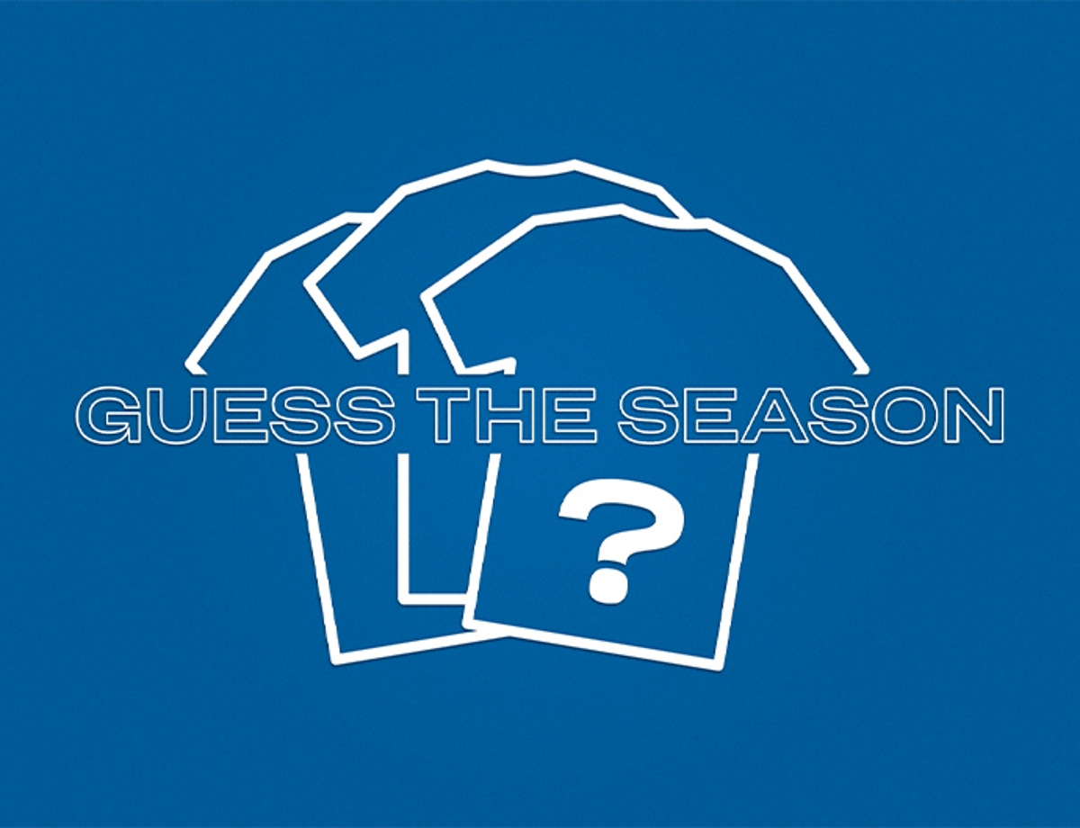 Inter Quiz Guess the season