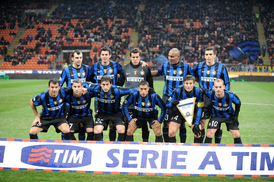 Inter Classics | Samuel up top, Inter 4-3 Siena on YouTube at 22:00 CEST