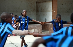Inter Campus e Inter Club a sostegno di Inter Campus Angola