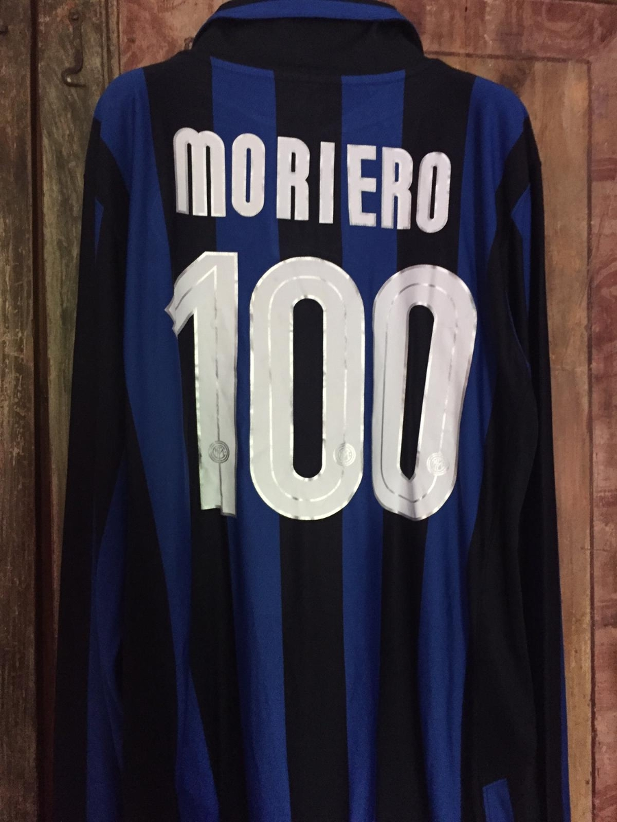 My Inter Shirts, Moriero's collection