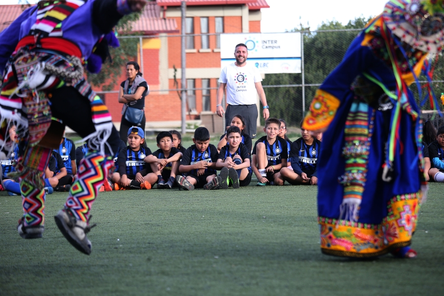 Inter Campus Bolivia's traditions