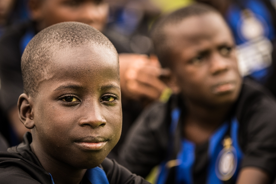 Inter Campus e UEFA Foundation for Children