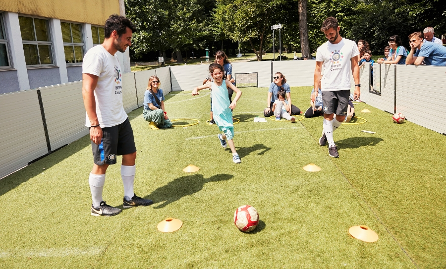 Inter Campus Italy and inclusive football