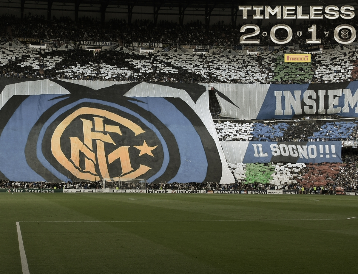The #Timeless2010 Nerazzurri wallpapers for your video calls