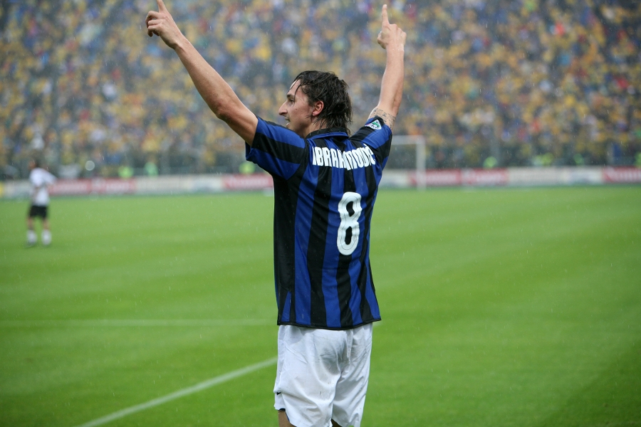 12 years ago: Ibrahimovic's brace and the 16th Scudetto