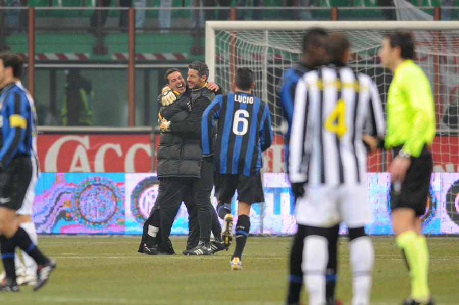 All the Inter players who took to the pitch during the 2010 Triplete season