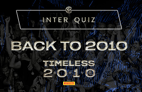 Inter Quiz | Back to 2010
