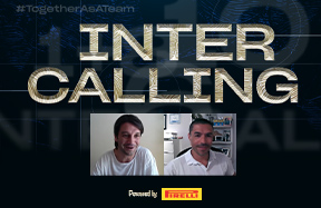 A #Timeless2010 Inter Calling special with Chivu and Cordoba