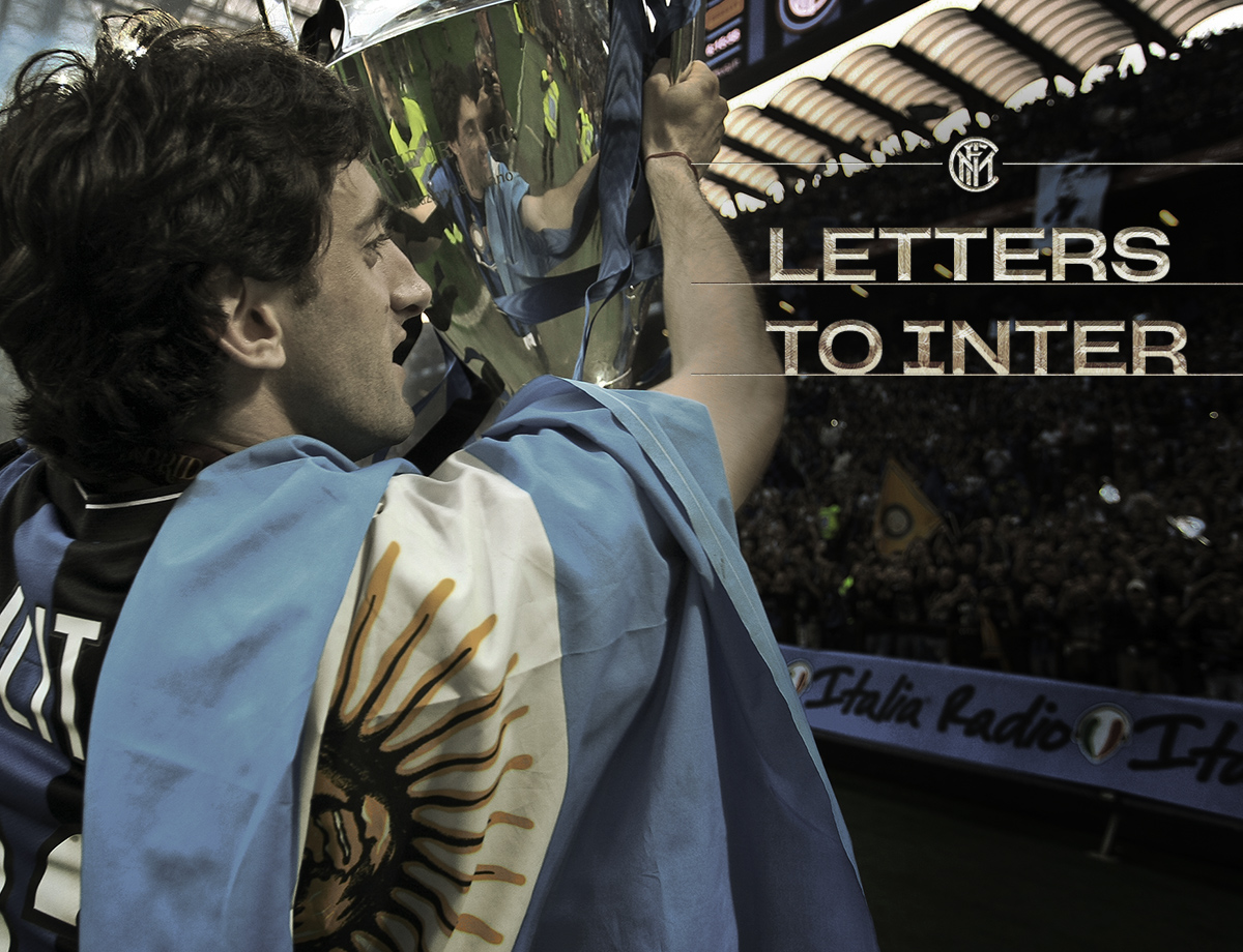 LettersToInter | Ten years after Madrid: Milito's words to Inter fans