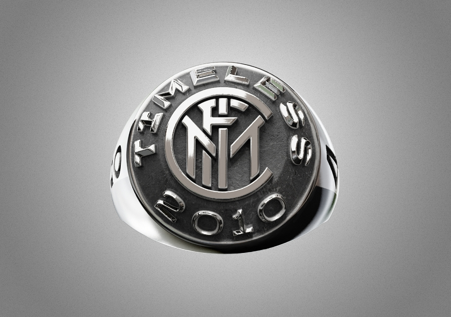 #Timeless2010: Inter unveil exclusive commemorative ring