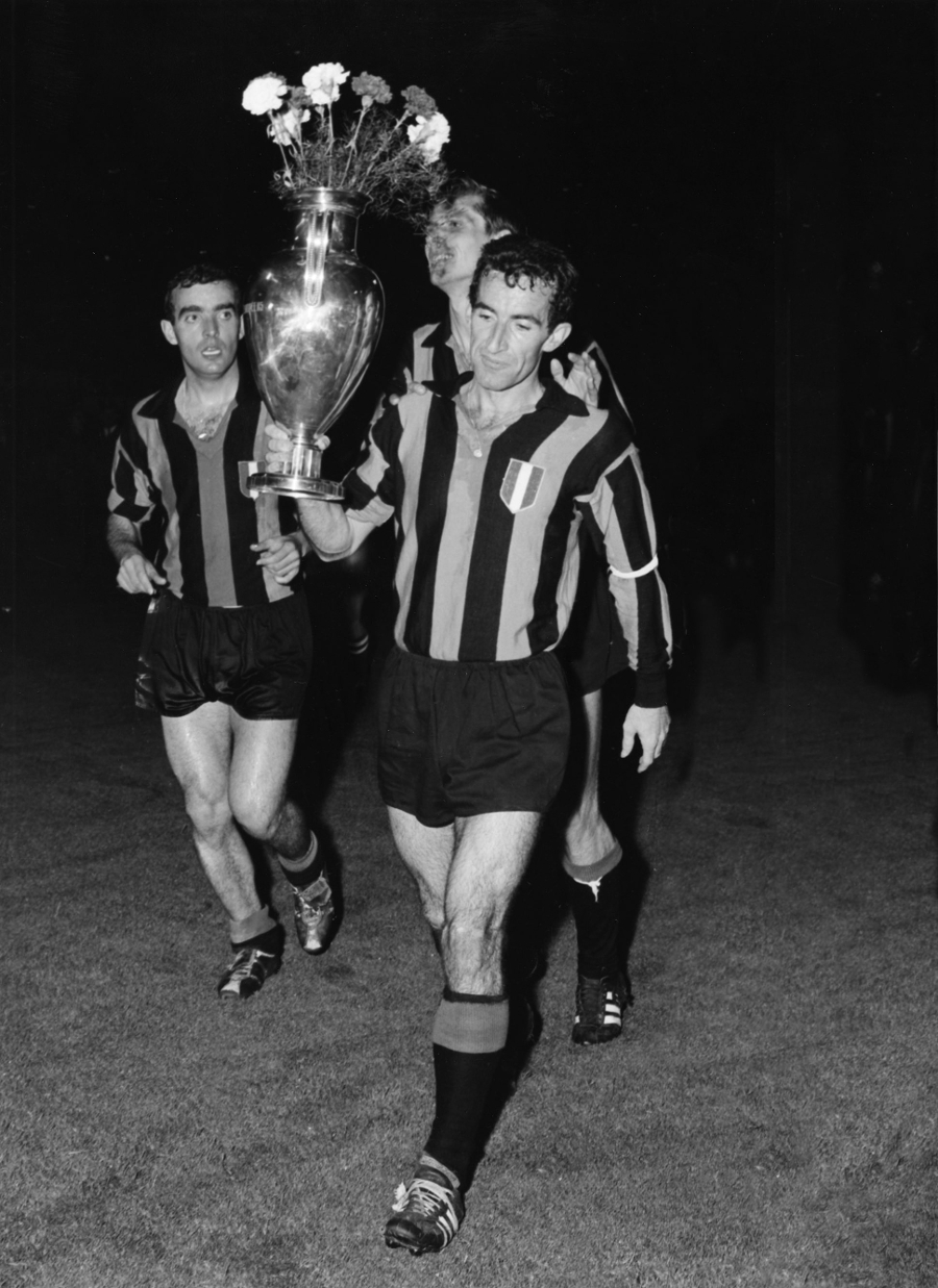 27 May, the date of two European Cups for Inter