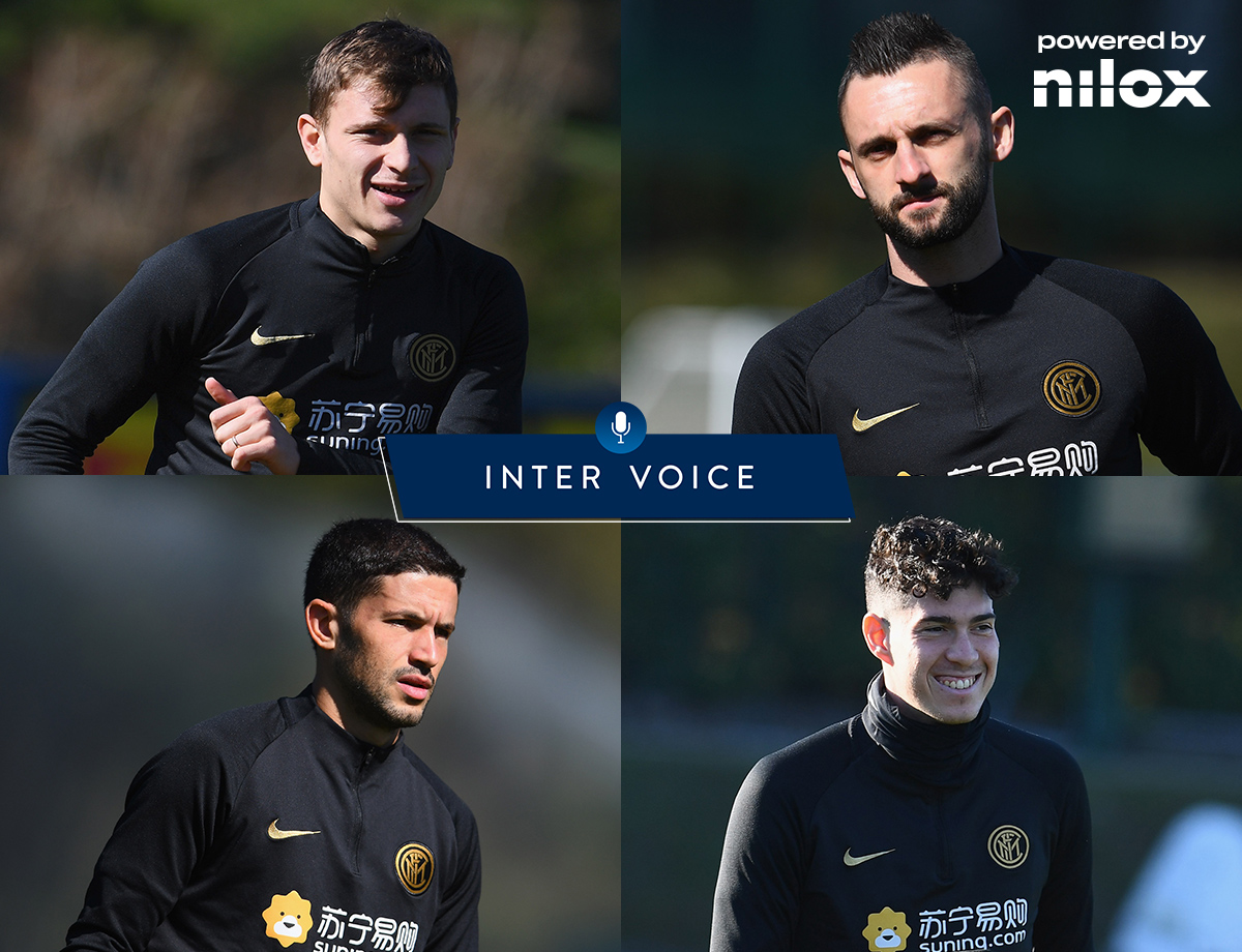 Inter Quiz – Guess the voice