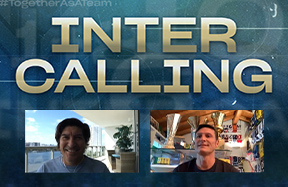 Inter Calling with Javier Zanetti and Ivan Zamorano