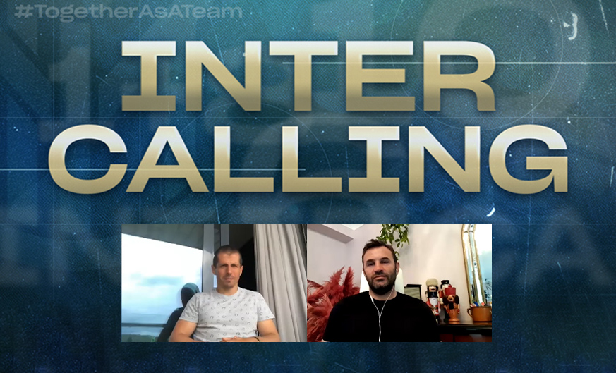 Inter Calling with Emre and Okan