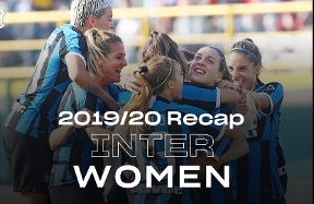 Inter Women, la temporada 2019/2020 en números