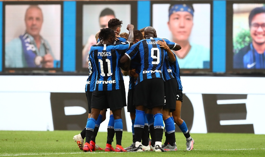 Inter 3-3 Sassuolo: Inter denied late on