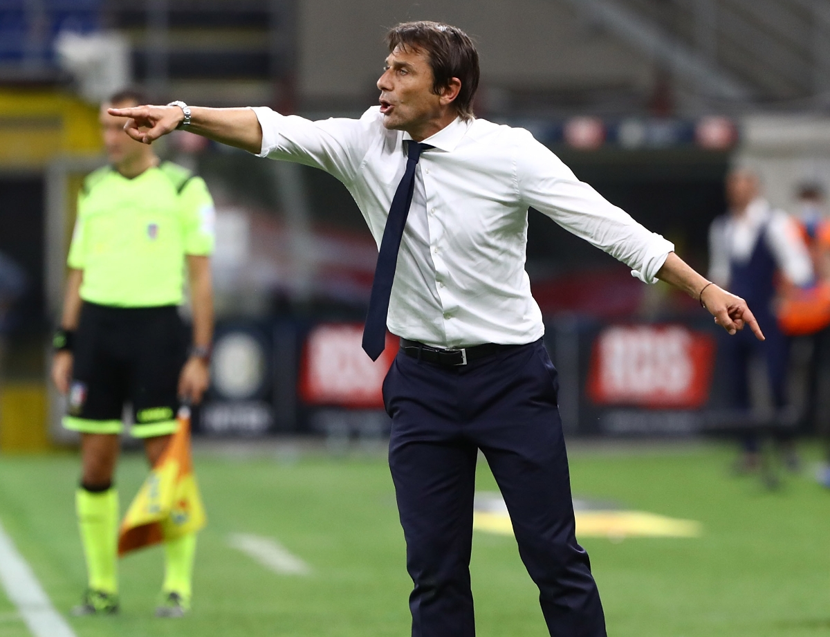 "Conte: ""We want to achieve the maximum, I have faith in my players"""