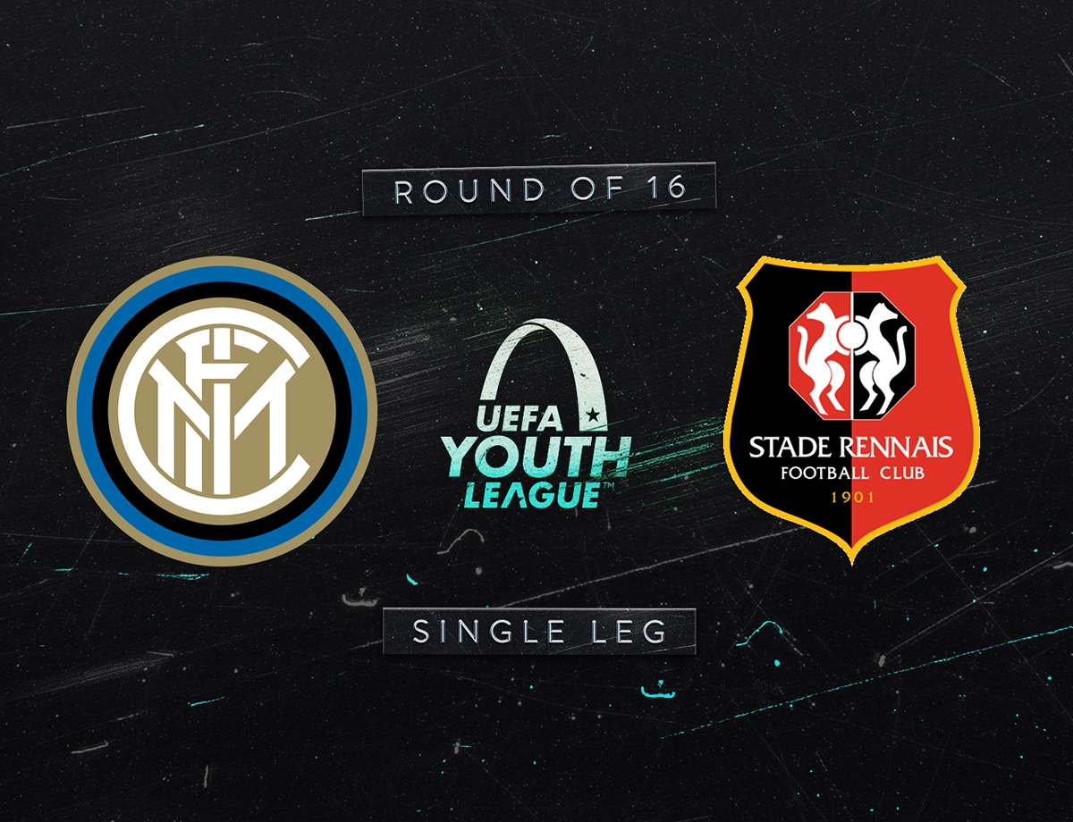 UEFA Youth League, Inter vs. Rennes to be played on 16 August in Nyon