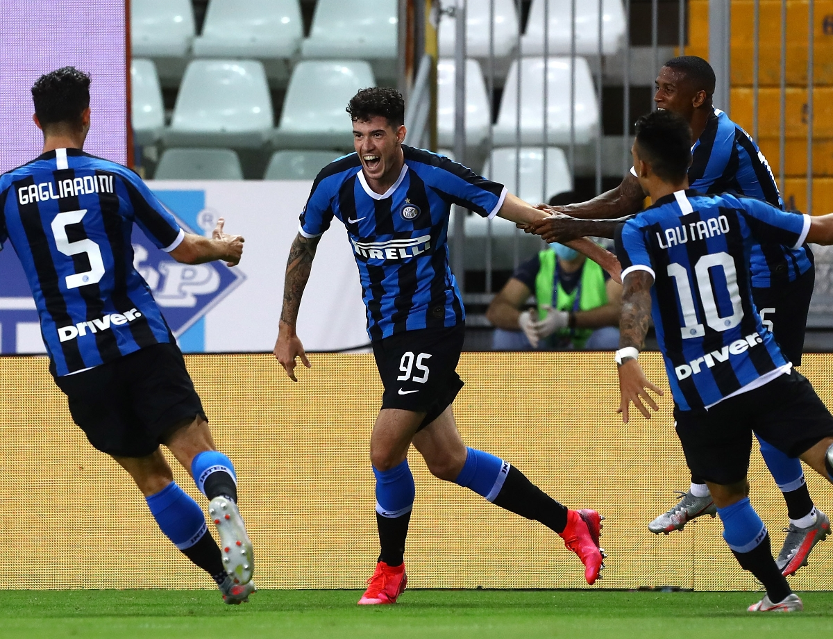 Parma-Inter 1-2, match review