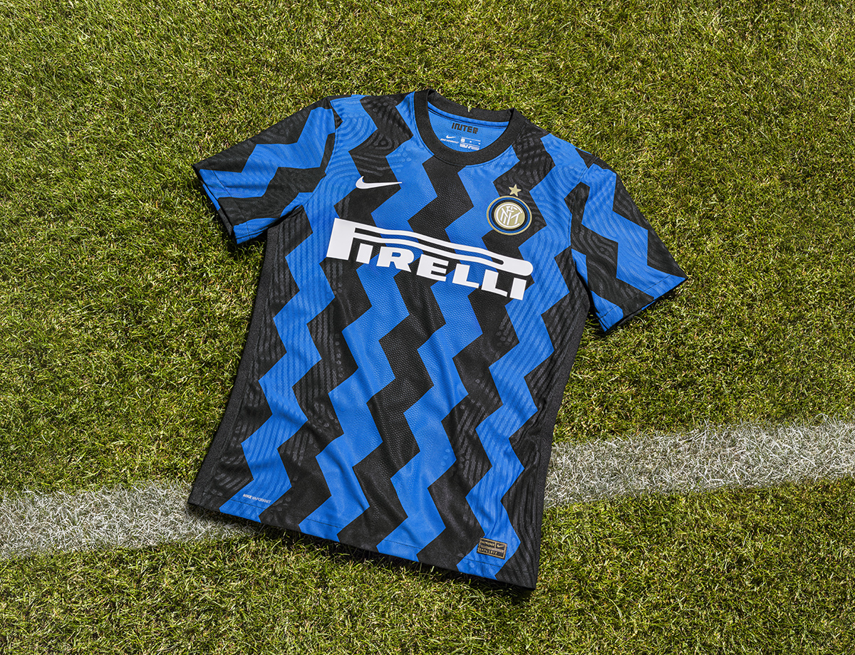 Inter vs. Napoli, our new 2020/21 Home Kit makes its debut tonight | News