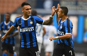 Six goals and three points: a dominant Inter performance against Brescia